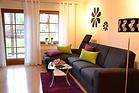 Unsere Ferienwohnung nahe Wetzlar an der Lahn ist vom DTV mit 4 Sternen ausgezeichnet und für Allergiker sehr gut geeignet.