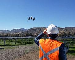 Rodrigo Raiman servicios drone Chile y L