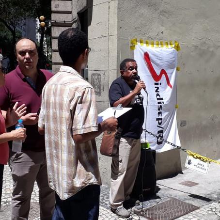 Servidores do INPI repudiam propostas privatizantes