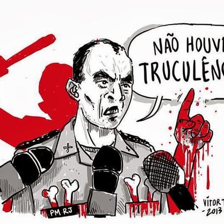(In)Justiça do Rio de Janeiro aprofunda a criminalização da luta política