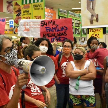 SINDISEP-RJ se solidariza com militantes do MLB perseguidos por supermercado