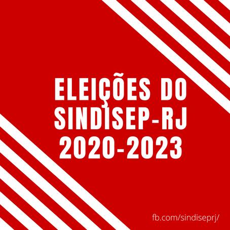 ENFIM, AS ELEIÇÕES DO SINDISEP-RJ