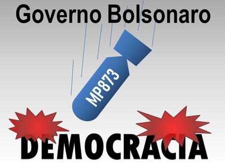 MP873: Um crime contra a democracia
