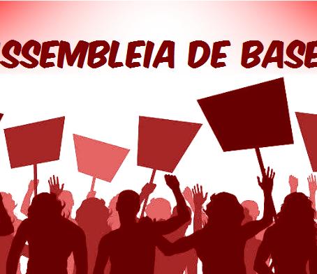 Ato e Assembleia de Base: Servidores dos Museus (IBRAM)
