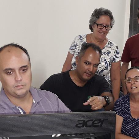 Diretoria do Sindisep/RJ inicia planejamento de 2019