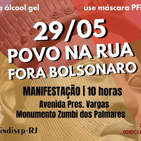 Salvar vidas ou deixar Bolsonaro sangrar?