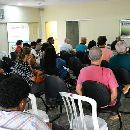 Sindisep participa de debate na FIOCRUZ
