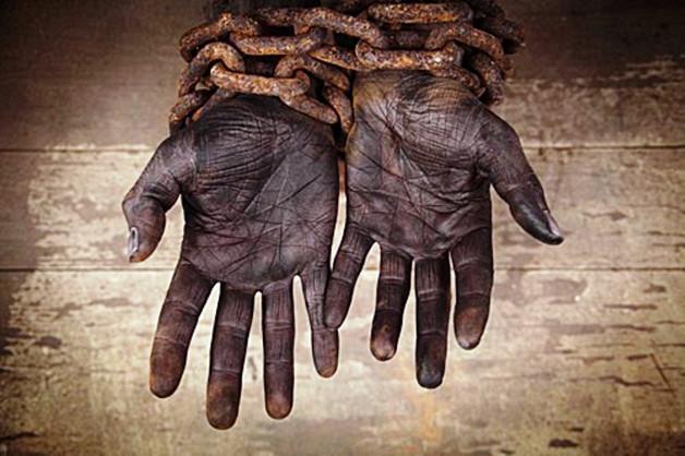 Imagem do sítio http://www.50emais.com.br/tres-seculos-de-escravidao-a-mais-terrivel-de-nossas-herancas/