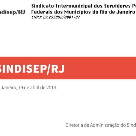 Sindisep/RJ se reúne no INPI