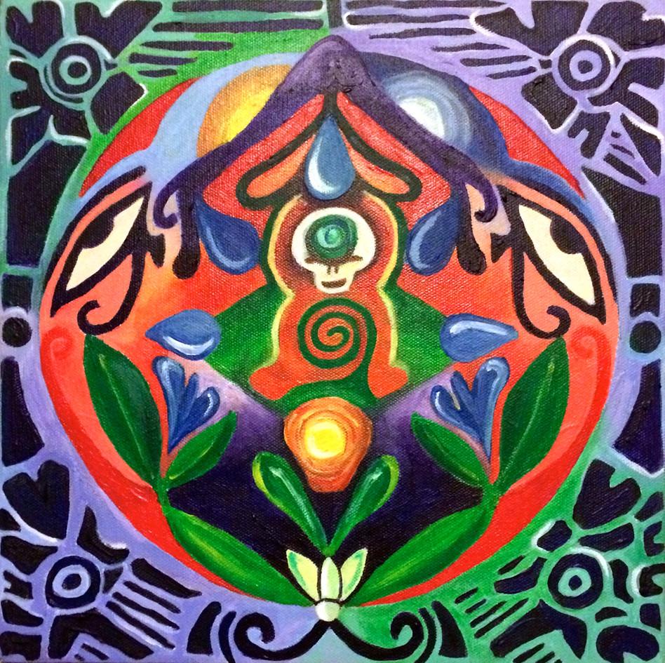 The Runner's Mandala