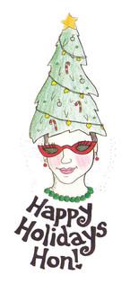 Happy Holidays Hon