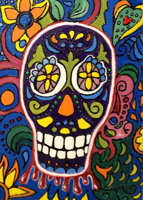 Lively Skull