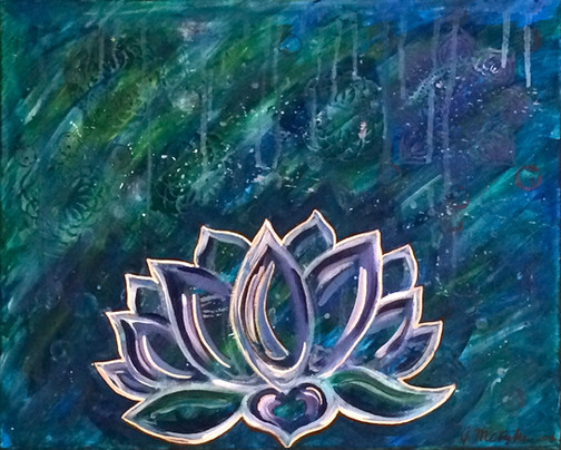 The Intuitive Lotus