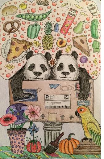 Illustrated P