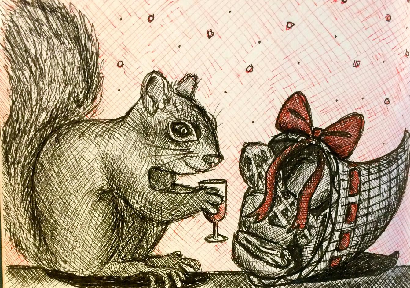 Squirrel Appreciation Day