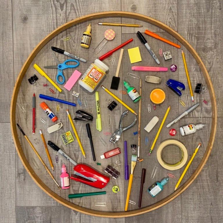 I Spy #2: Many Materials