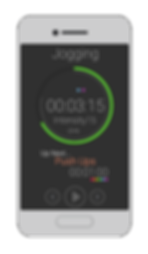exercise interval timer