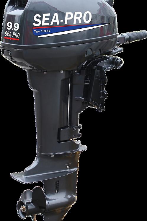 Лодочный мотор Sea Pro 2-х такт  ОТН 9.9S