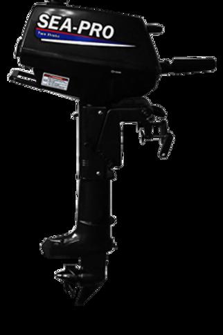 Лодочный мотор Sea Pro 2-х такт  Т 3 S