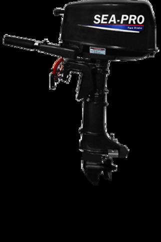 Лодочный мотор Sea Pro 2-х такт  Т 5 S»