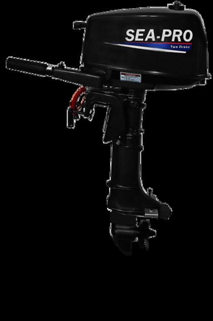 Лодочный мотор Sea Pro 2-х такт  Т 4 S