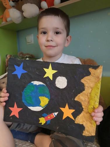 Филипенко Михаил, 6 лет