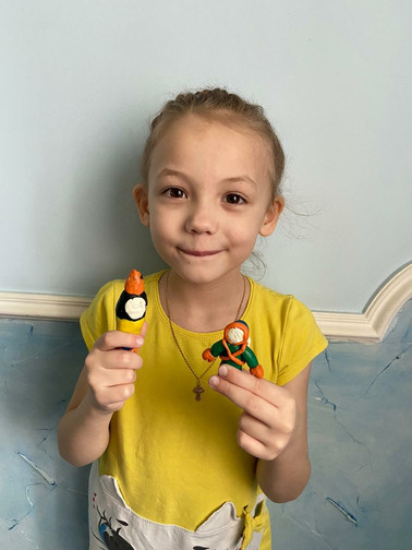 Горева София, 6 лет