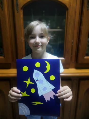 Боргуронова Кристина, 6 лет