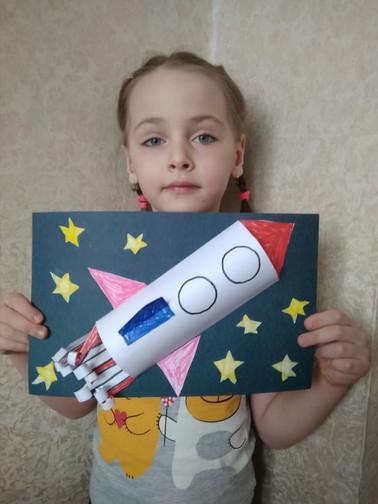 Ижболдина Маша, 6 лет