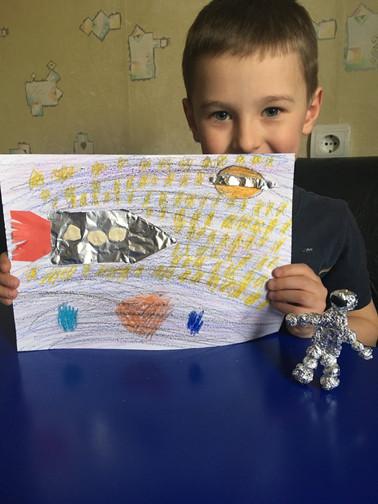 Ткаченко Богдан, 6 лет