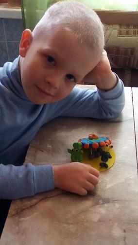 Щевцов Матвей, 6 лет