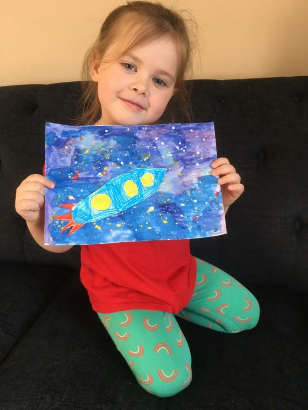 Филиппова София, 6 лет