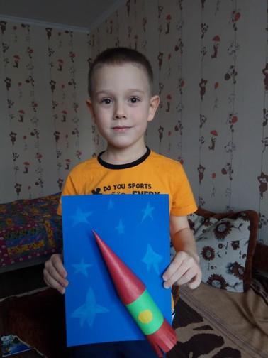 Полетаев Леонид 6 лет