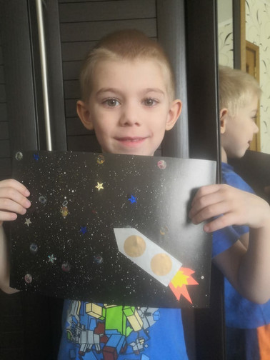 Есин Михаил, 6 лет