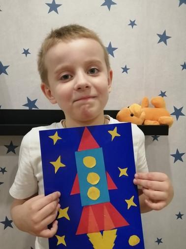 Камынин Матвей, 6 лет
