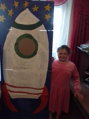 Юналиева Аделина, 8 лет
