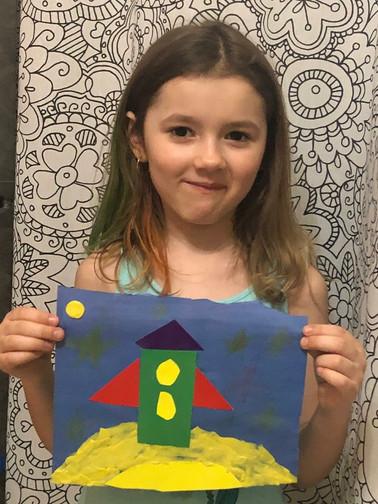 Романова Вита, 6 лет