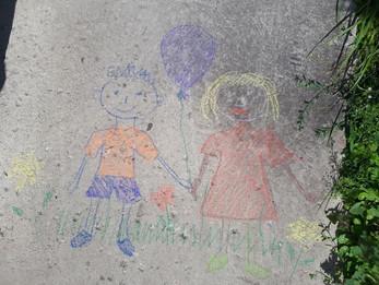 Рисунки к Международному дню дружбы