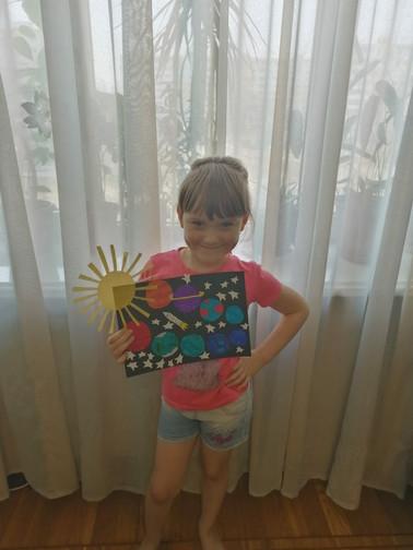 Бобкова Яна, 6лет