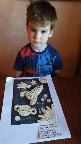 Воробьев Алексей, 6 лет