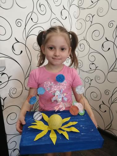 Аминова Лиана, 6 лет