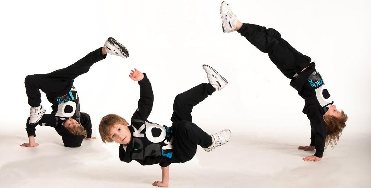 brake-dance