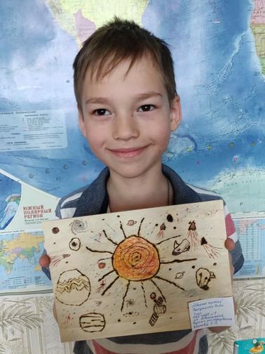 Пастушенко Владимир, 7 лет