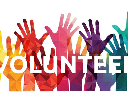 To Volunteer or Not Volunteer? -Study Break
