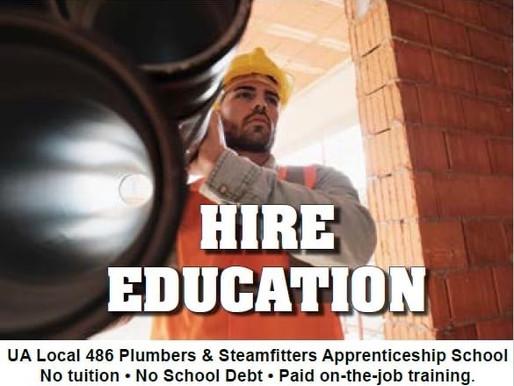 The Plumbers & Steamfitters Apprenticeship Program