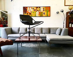 Awesome mid century style brand new sectional sofa just in !! Very comfortable with great design ! �