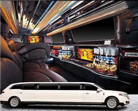 Stretch Limousine - 8 passengers