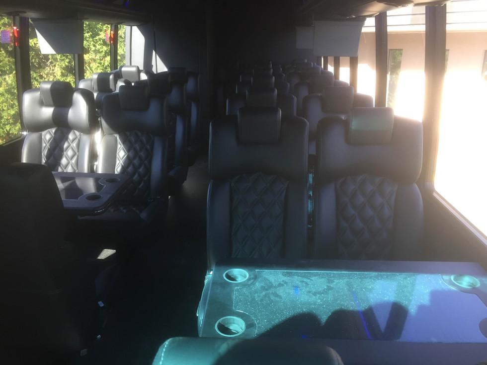 Mini Coach - Up to 24 Passengers