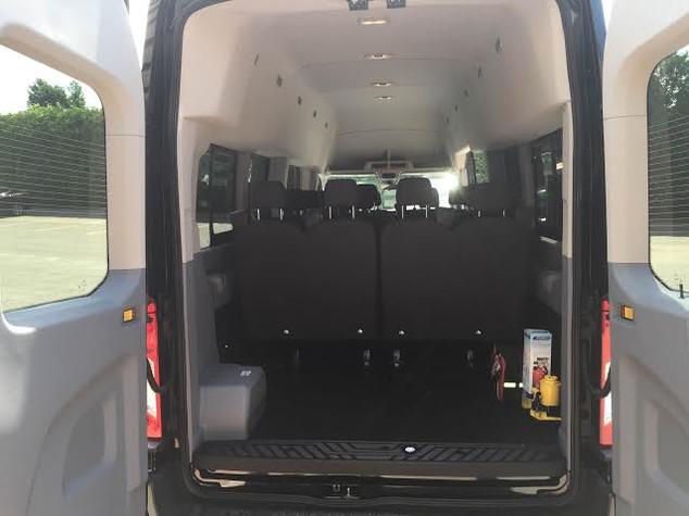 Ford Transit - Corporate Van