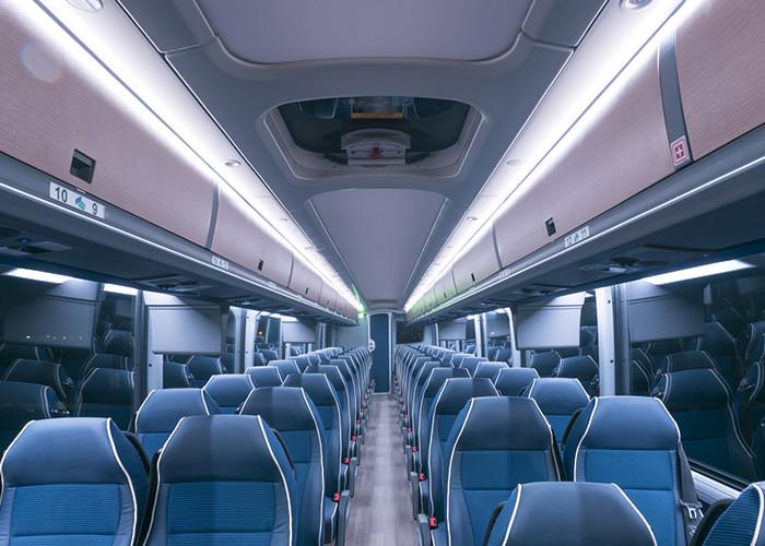 Luxury Coach - Up to 56 Passengers